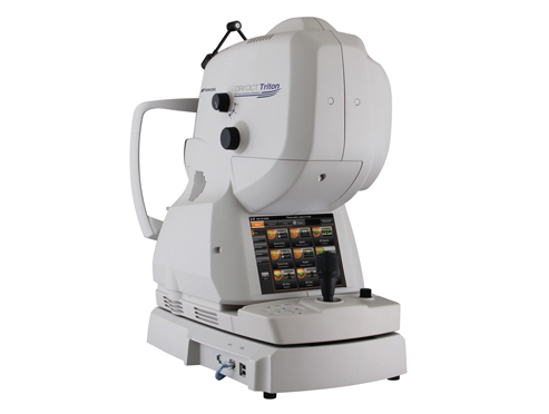 DRI OCT Triton(3次元眼底像撮影装置)