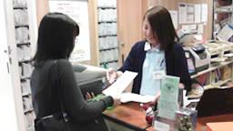 視能訓練士が複数名在籍