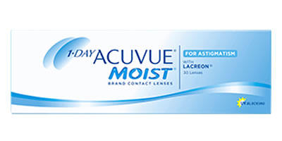 1Day Acuvue moist toric