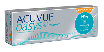1Day Acuvue Oasys toric