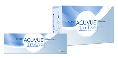 1Day Acuvue True Eye