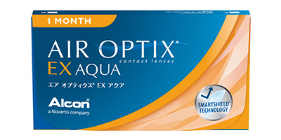 Air OPTIX EX Aqua