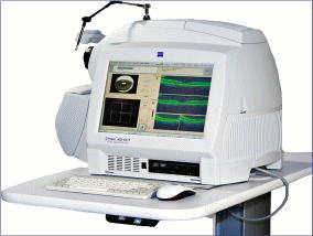 OCT (Optical Coherence Tomography)