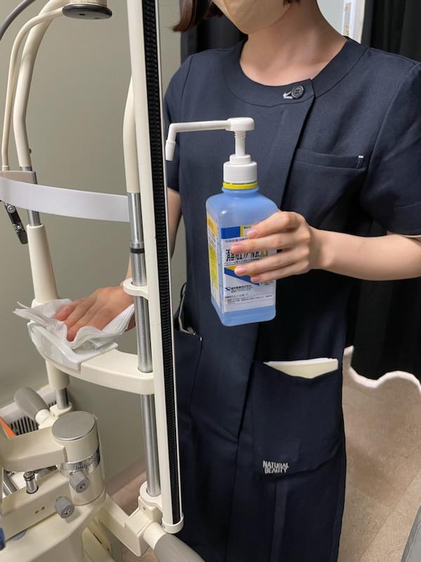 【消毒】検査機器