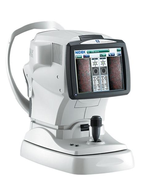 角膜内皮細胞検査(スペキュラ)