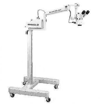ズーム式ポータブル手術顕微鏡